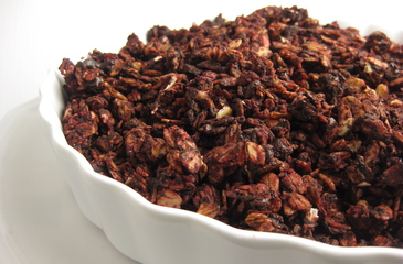 Photo of Red Velvet Beet Granola
