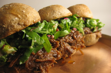 Photo of Pulled Pork Sliders