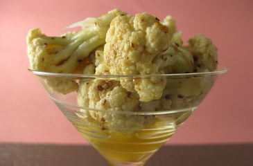 Photo of Mustard Seed Marinated Cauliflower