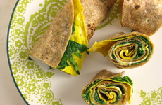 Photo of Tortilla Egg Wrap