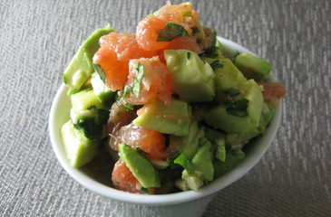 Photo of Grapefruit-Avocado Salsa