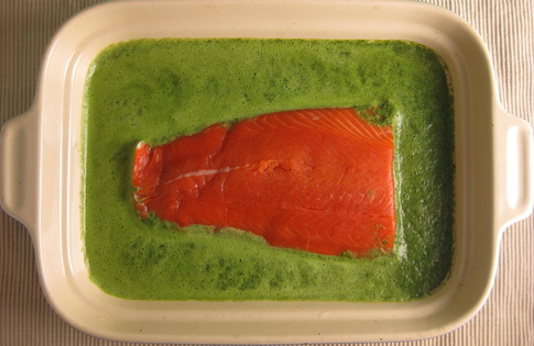 Photo of Sorrel Salmon