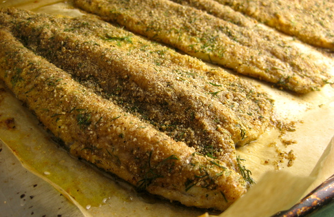 Photo of Matzo Dill Trout