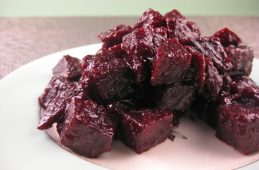 Photo of Horseradish Beets