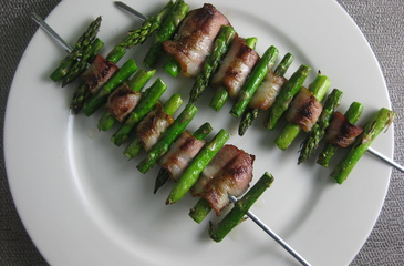 Photo of Bacon Asparagus Skewers