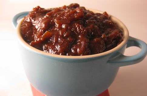 Photo of Rhubarb Barbeque Sauce