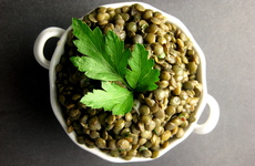 Photo of French Lentils