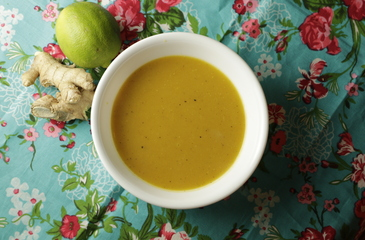 Photo of Charred Ginger Squash Soup