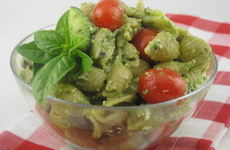 Photo of Pesto Pasta Salad