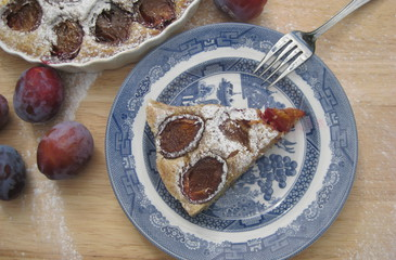 Photo of Almond Sugar Plum Kuchen