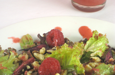 Photo of Raspberry Salad
