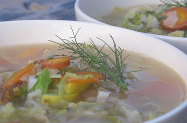 Photo of End of Summer Soup
