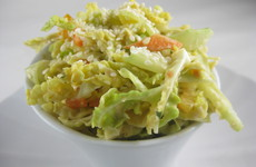 Photo of Asian Peanut Slaw