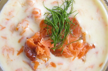 Photo of Smoked Salmon Sauce