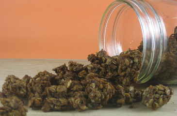 Photo of Apple Pecan Granola