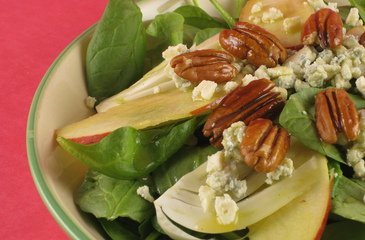 Photo of Apple, Fennel & Blue Cheese Salad