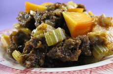 Photo of Apple-Persimmon Stuffing