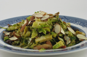 Photo of Brussels Sprouts & Bacon Saute