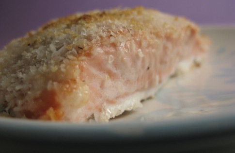 Photo of Coconut Crusted Salmon