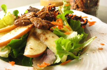 Photo of Apple Pecan Salad