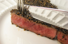 Photo of Peppercorn Crusted Steak