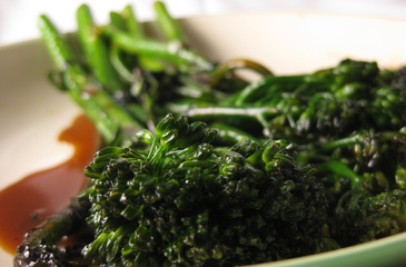 Photo of Orange Broccolini