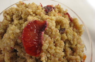 Photo of Blood Orange Quinoa