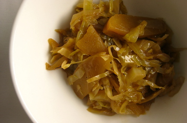 Photo of Sweet & Sour Cabbage