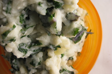 Photo of Kale Mashers (aka Colcannon)