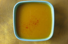 Photo of Apple-Squash Soup