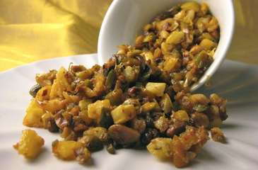 Photo of Caramelized Lemon & Pistachios
