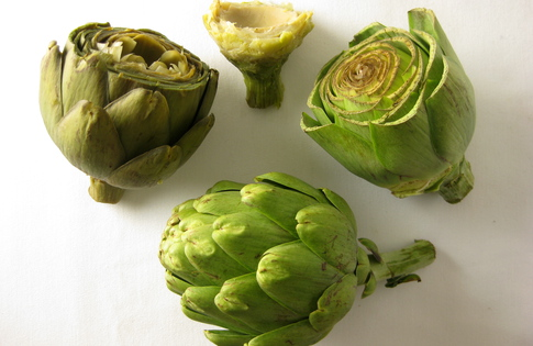 Photo of Fresh Artichoke Hearts