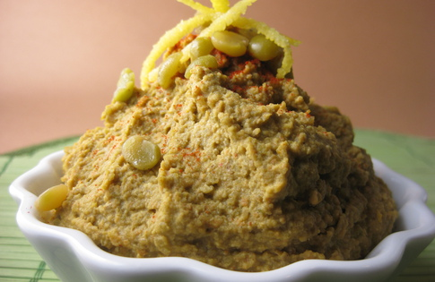 Photo of Split Pea Spread
