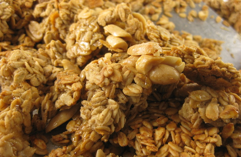 Photo of Peanut Butter-Banana Granola