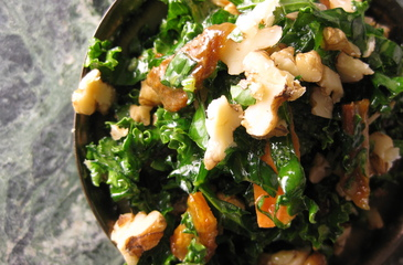 Photo of Honey Mustard Kale Salad