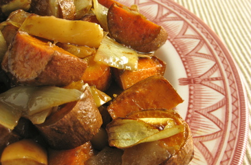 Photo of Sweet Potato & Carrot Tzimmes