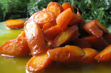 Photo of Honey Roasted Carrots