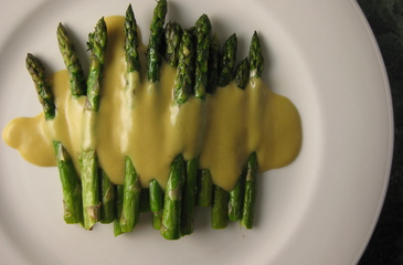 Photo of Dijon Roasted Asparagus