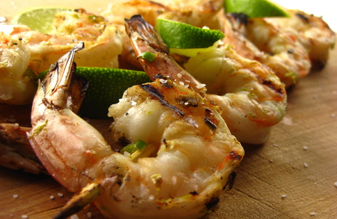 Photo of Tequila Lime Shrimp