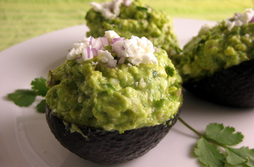 Photo of Feta Guacamole