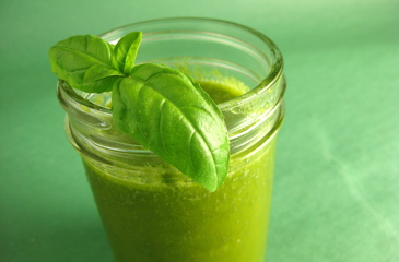 Photo of Basil-Lemon Dressing