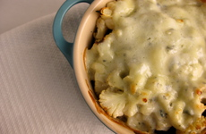 Photo of Blue Cheese Cauliflower Gratin