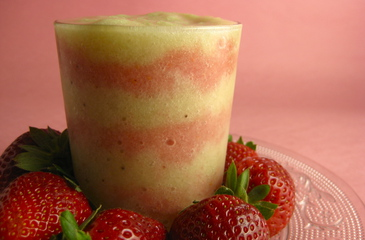 Photo of Strawberry-Banana Smoothie