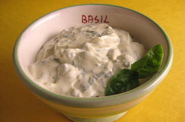 Photo of Yogurt Basil Aioli