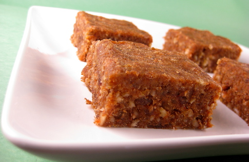 Photo of Carrot Date Bars