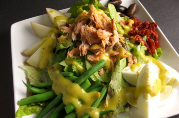 Photo of Smoked Salmon Nicoise Salad