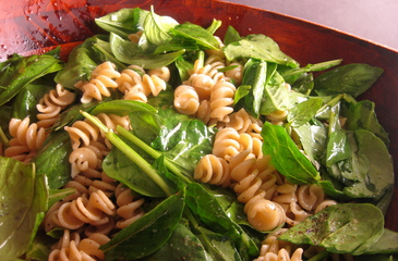 Photo of Baby Greens Pasta Salad