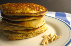 Photo of Almond Pancakes