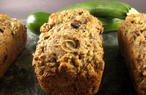 Photo of Zucchini Chocolate Chip Bread