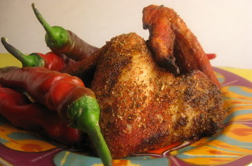 Photo of Cajun Rubbed Chicken